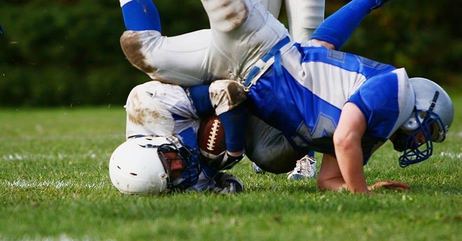 Football Athletetic Injury