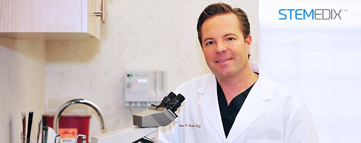 Stemedix Stem Cell Doctor Tom Balshi