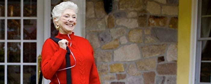 Tips for Healthy Living with COPD